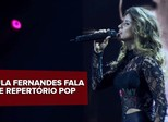 Paula Fernandes lança DVD e diz: 'Para mim não é defeito ser boa moça'