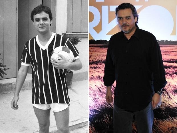 Cássio Gabus Mendes como Ricardo e Líder Jorge (Foto: CEDOC / João Cotta / TV Globo)