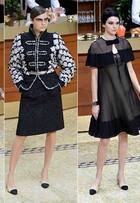 Com Cara Delevingne e Kendall Jenner na passarela, Chanel desfila na semana de moda de Paris