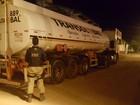 Dupla é presa por roubar combustível de caminhão tanque no Pará