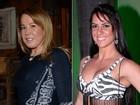 Zilu Camargo insinua recado para Graciele Lacerda: 'Seja autêntico'