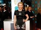 Veja o estilo das famosas no BAFTA