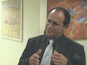 Deputado estadual Moisés Diniz (Foto: Reprodução/TV Acre)