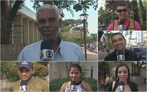 Apaixonados deixaram recados para os namorados, no Acre TV (Foto: Acre TV)