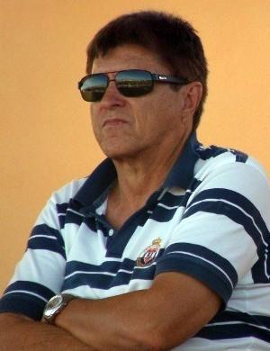 Valter Ferreira, técnico do Cene (Foto: Leandro Abreu/Globoesporte.com)