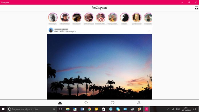 Instagram Windows3