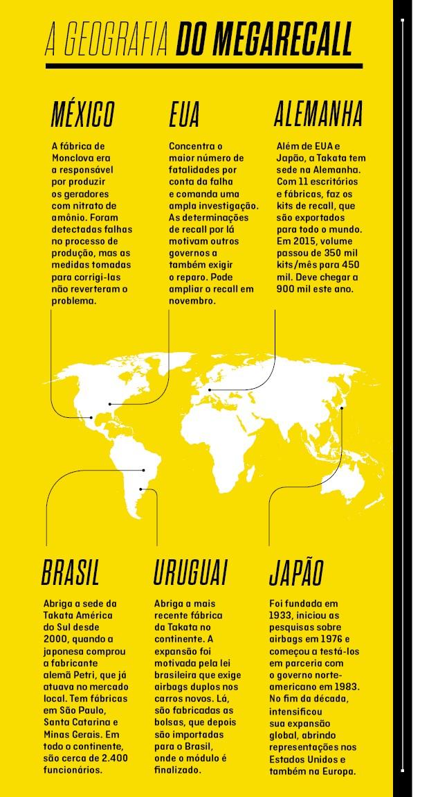 Por dentro do maior recall do mundo (Foto: Autoesporte)