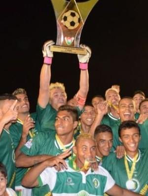 Assu campeão (Foto: Divulgação/Prefeitura do Assú)