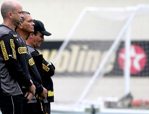 Luiz Alberto treino Botafogo (Foto: Vitor Silva / SSPress)