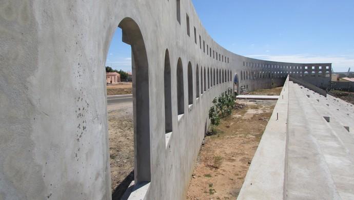 Coliseu, Alto Santo, estádio, futebol (Foto: Juscelino Filho)