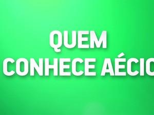 Slogan de Aécio Neves em resposta à campanha do PT
