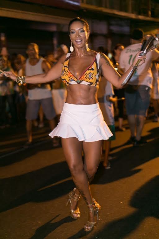 Milena Nogueira (Foto: Alex Nunes/Divulgação)
