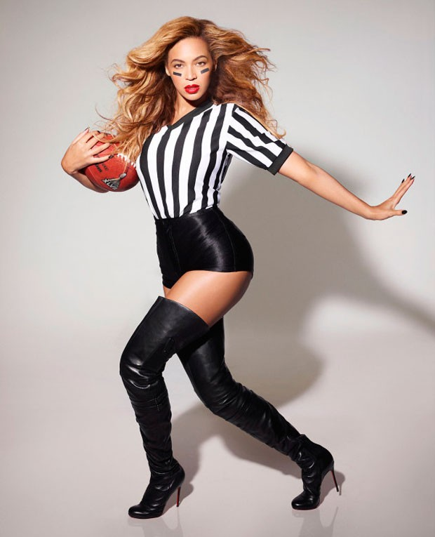 Beyonce Super Bowl (Foto: Reprodução / Twitter)