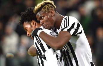 Juventus vence 13ª partida seguida  no Italiano; Líder Napoli bate Lazio