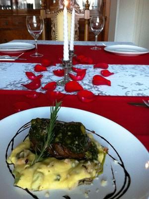 Chef receberá em casa os casais para um jantar gourmet do Dia dos Namorados (Foto: Roberta Lemes/G1)