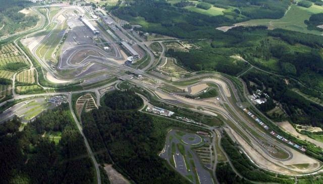 Circuito de Nürburgring em 2006 (Foto: Maksim)