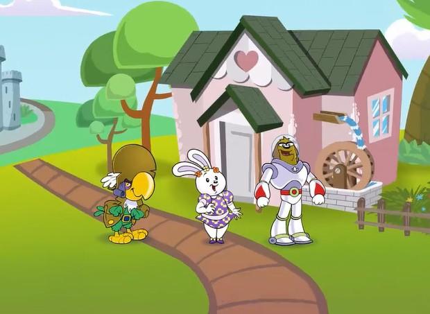 Conheça os personagens da Miniville (Foto: Divulgação)
