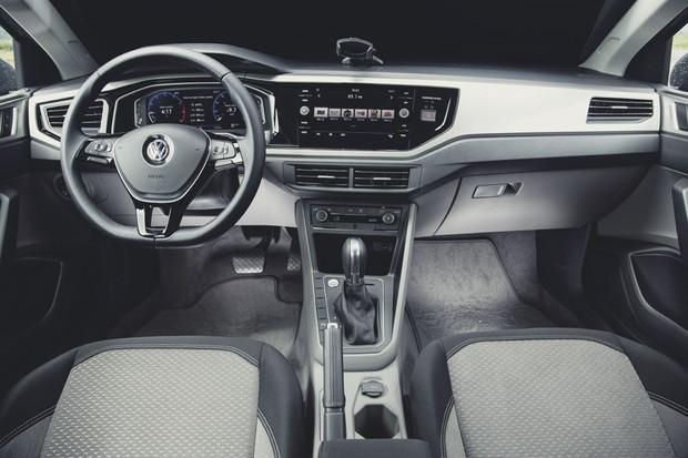 Volkswagen Virtus (Foto: Autoesporte / Fabio Aro)
