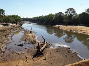 Rio Urubu fica em Lagoa da Confusão (Foto: Evandro Rodrigues/Governo do Tocantins)