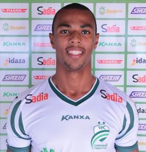 Luiz Otávio, Luverdense (Foto: Assessoria/Luverdense Esporte Clube)