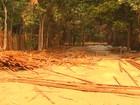 Área de Proteção Permanente do Urumari é ocupada de forma irregular