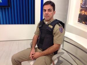 Marco Paulo Gontijo (Foto: Ricardo Welbert/G1)