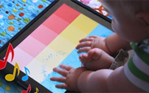 Aplicativos de jogos para crianças até os quatro anos