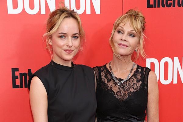 Dakota Johnson e Melanie Griffith (Foto: Getty Images)