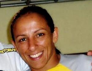 Michelle Tavares lutadora MMA (Foto: Divulgação / Arquivo Pessoal)