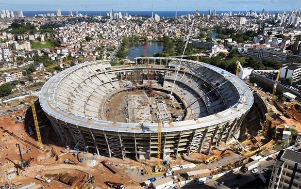fonte nova (Foto: Nilton Souza/Divulgação)