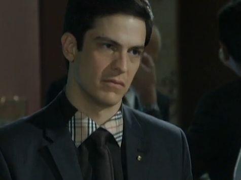 Mateus Solano, o Félix de 'Amor à vida' (Foto: Reprodução)