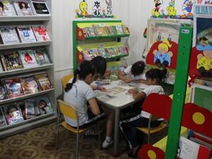 Sesc promove Semana do Livro Infantil (Foto: Divulgação/Saulo Oliveira)