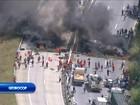 Sem-terra liberam rodovias após quase 5 horas de protesto
