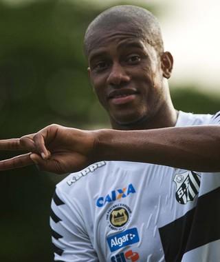 Copete - Santos (Foto: Ivan Storti/Santos FC)