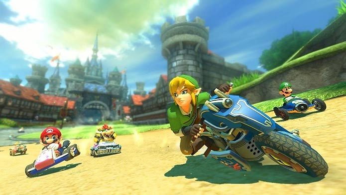 Mario Kart 8 (Foto: Reprodução)