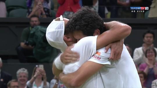 Marcelo Melo conquista Wimbledon em maratona de quase cinco horas