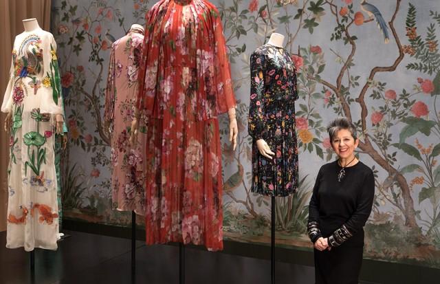 Portrait of Curator of the Gucci Garden Maria Luisa Frisa (Foto: GUCCI)