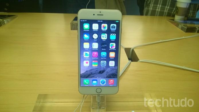 iPhone 6 10 (Foto: Elson de Souza/TechTudo)