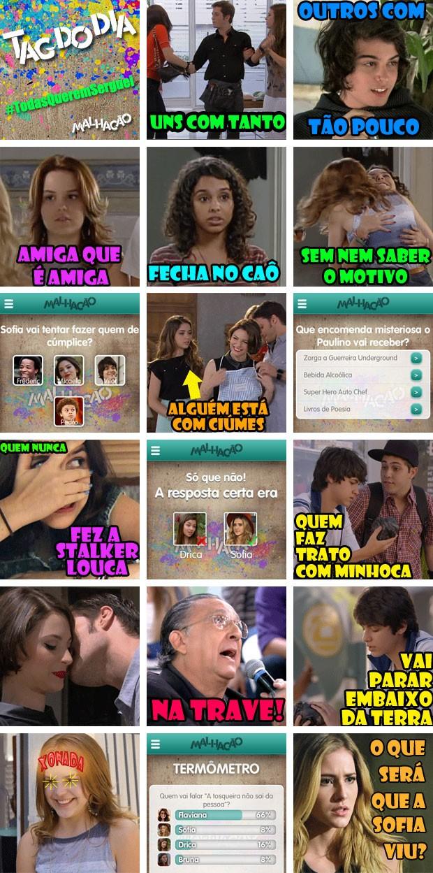 crônica quiz 62 (Foto: Malhação / TV Globo)