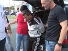 Polícia vai apurar se preso estaria envolvido com a morte de delegado