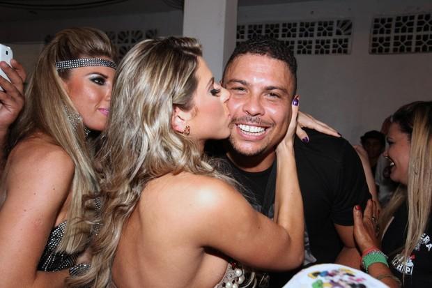 Ronaldo Fenomeno (Foto: Leo Franco / Agnews)