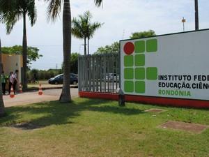 Campus do Ifro em Porto Velho (Foto: Instituto Federal de Rondônia/Divulgação)