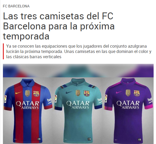 765e3eed9a8a9 Blog vaza possível camisa do Barcelona para a próxima temporada ...