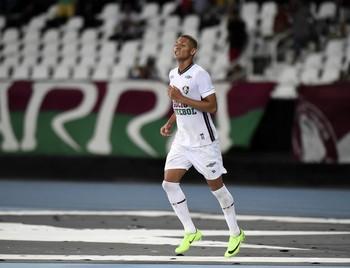 richarlison fluminense gol botafogo (Foto: André Durão / GloboEsporte.com)