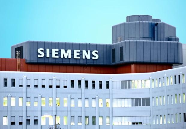 Prédio da empresa Siemens AG na Alemanha (Foto: Divulgação)