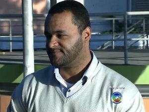 Jonathan Ribeiro, médico veterinário e coordenador da Cobema, de Jundiaí (Foto: Reprodução/TV TEM )