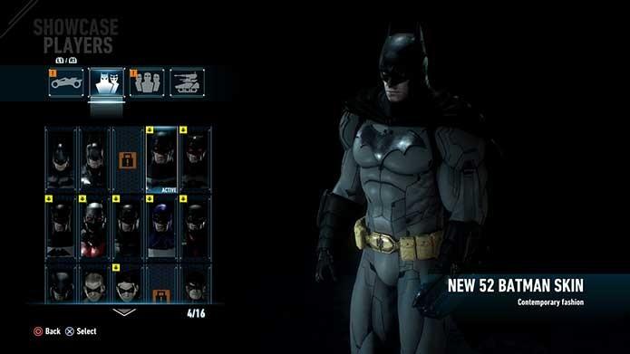 Batman dos Novos 52 (Foto: Reprodução/Felipe Vinha)