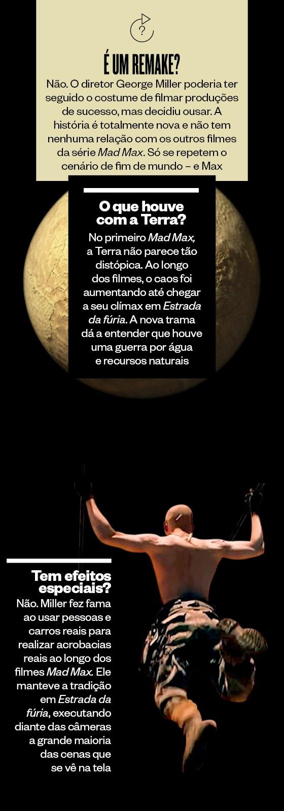 Dicas para entender o universo Mad Max  (Foto: Divulgação (3) e Jasin Boland (2))
