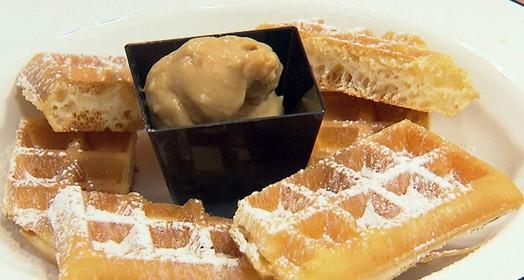 waffle irresistível (Mais Você/Gshow)