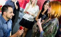 Homem convida mais de 300 pela web para noivado e surpreende (Bacará Bar E Grill / Divulgação)